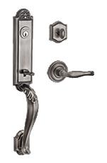 Baldwin Reserve Door Handles Entryguard Doors